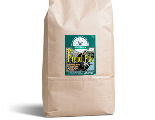 south fork brand french pete coffee blend