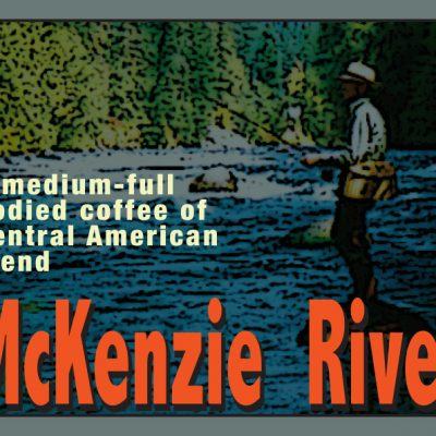 South Fork brand McKenzie River coffee blend
