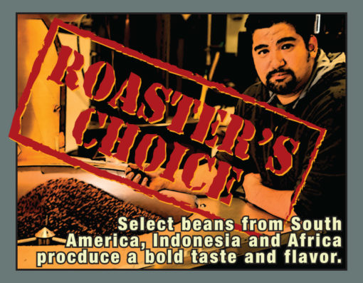 South Fork brand Roasters Choice coffee blend