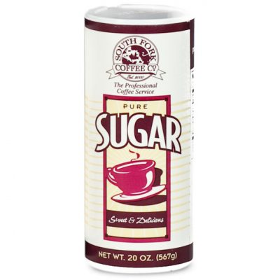 South Fork brand sugar