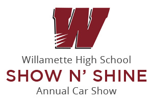 willamette high school show and shine annual car show