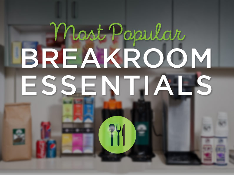 The Must-Have Breakroom Essentials