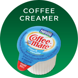 breakroom essential coffee creamer